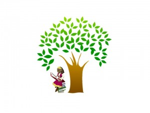 Home page tree girl reader