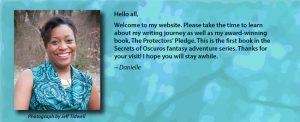 Danielle McClean Welcome Message